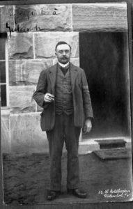 François Blondel prisonnier civil