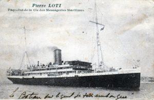 Bateau Pierre Loti