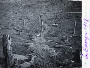 Les Eparges 1917