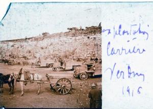Verdun : carrière