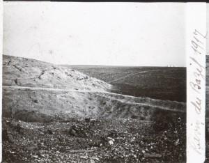 Verdun ravin du Bazil