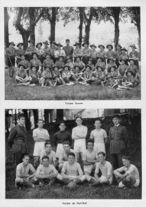 Scouts et footballeurs
