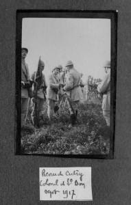 Lieutenant Bon 1917