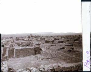 Vue de Bosra