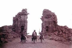 Bosra porte ouest