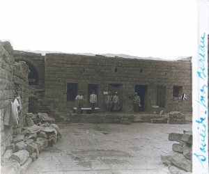 Bureau de Charbonnier à Soueïda