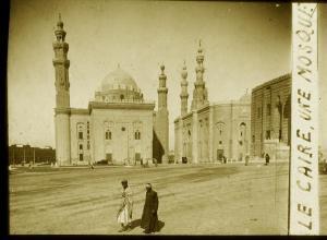 Le Caire : mosquée