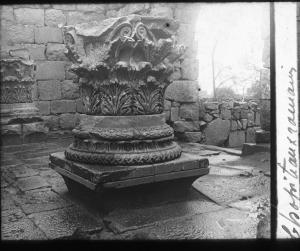 Chapiteaux romains