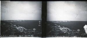 Douaumont tirs de barrage