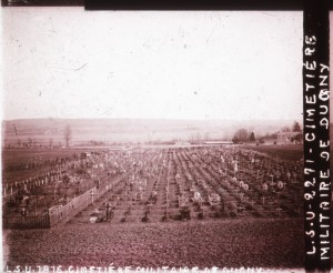 Dugny cimetière militaire