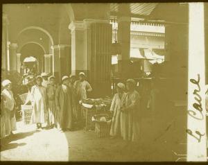 Le Caire : enfants