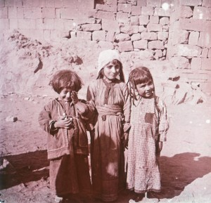 Enfants Druzes