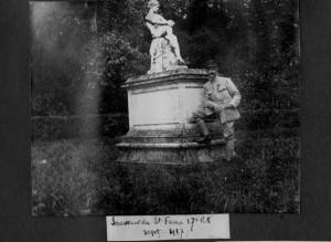 Lieutenant Faure 1917