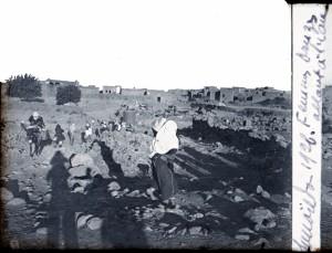 Femmes Druzes allant à l'eau 1926