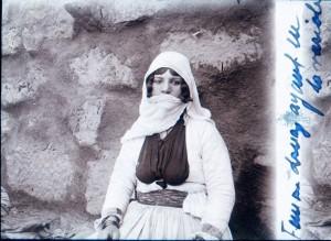 Femme Druze