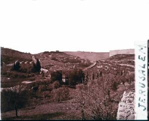 Jérusalem vue générale