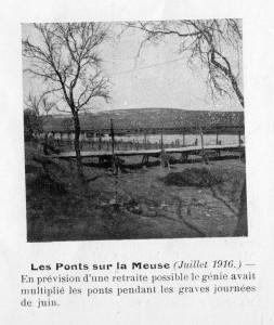 Ponts sur la Meuse