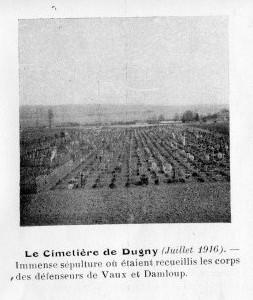 Cimetière de Dugny