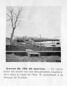 Canon de marine
