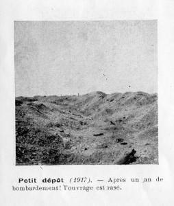 Petit dépôt 1917