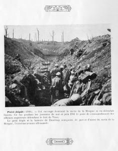 Petit dépôt 1916
