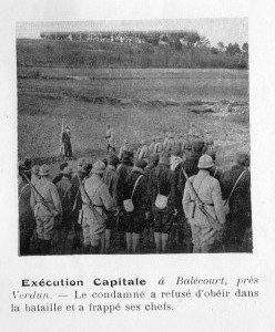 Exécution capitale