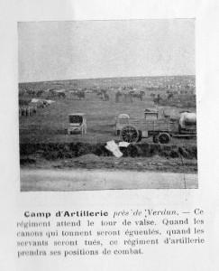 Camp d'artillerie