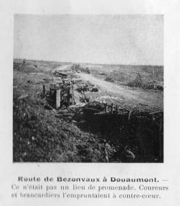 Route de Bezonvaux
