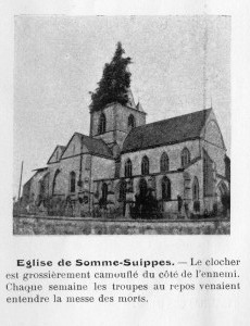 Eglise Somme-Suippes