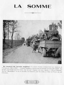 Au secours de l'armée anglaise