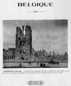 Cathédrale d'Ypres