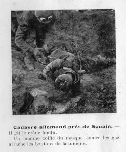 Cadavre allemand
