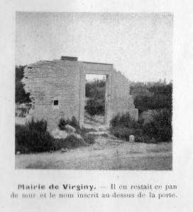 Mairie de Virginy