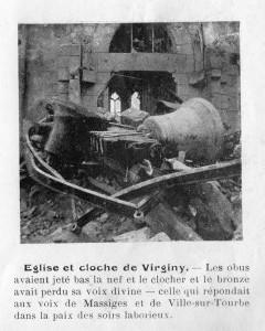 Cloche de Viriginy