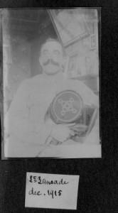 Lansade décembre 1915