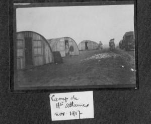 Camp de Haute Allaines