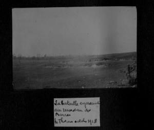 Le Thours octobre 1918