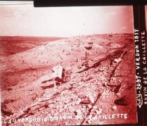 Verdun ravin de la Caillette
