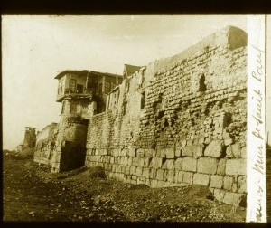 Mur de Saint Paul