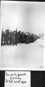 En route pour Verdun